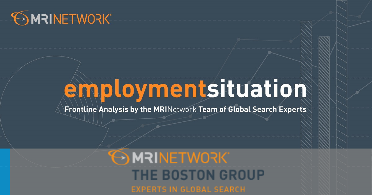 BLS Employment Situation Report: July 2019