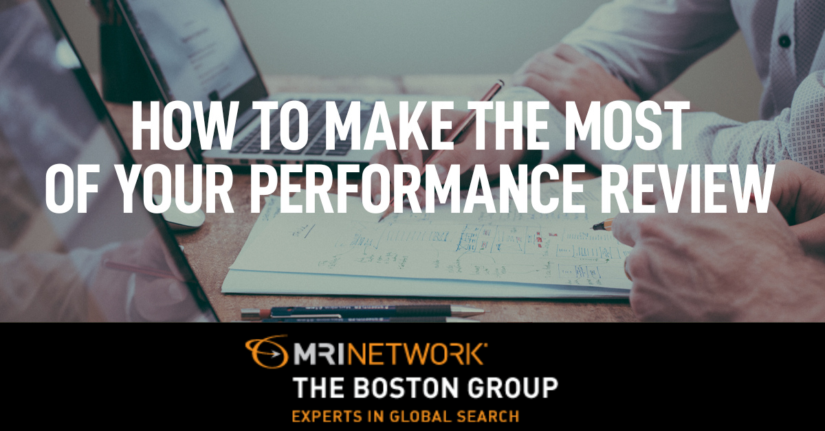 Here's How You Can Make the Most of Performance Reviews