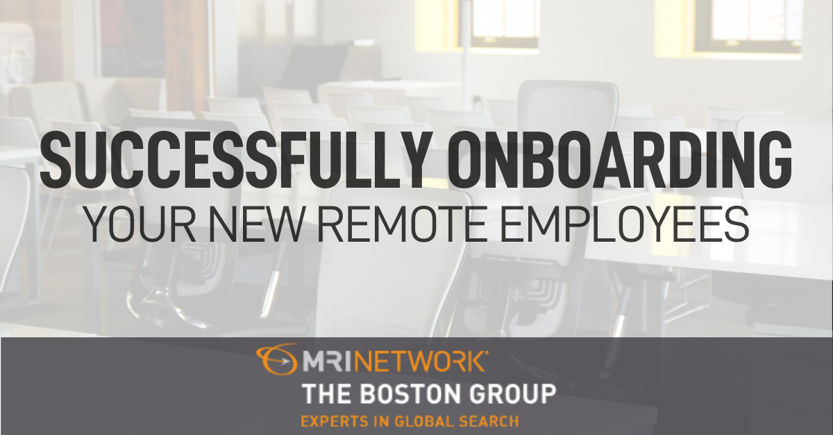 Successfully Onboarding Your New Remote Employees